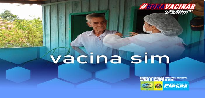 Terceira Semana de Ações Definem o Plano Municipal de Vacinação Contra Covid Em Placas
